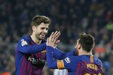 Lionel Messi Tegaskan Barcelona Harus Raih Treble Winners Musim Ini
