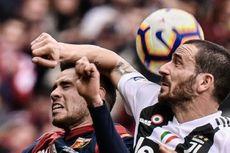 Pelecehan Rasial, Bonucci Klarifikasi Ucapannya soal Selebrasi Kean