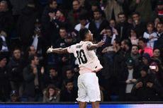 PSG Vs Man United, Kunci Rashford Taklukkan Buffon Saat Penalti