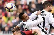 Genoa Vs Juventus, Kekalahan Pertama Nyonya Besar di Liga Italia