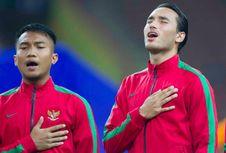 Bela Timnas Indonesia adalah Impian Ezra Walian