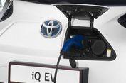 Toyota Siapkan Baterai Baru buat Mobil Listrik