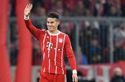 James Terlibat Perkelahian dalam Sesi Latihan Bayern