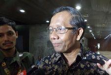 Mahfud MD: Saya Siap Berdialog soal Jadi Cawapres Jokowi