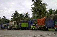 Truk Hanya Boleh Melintas di Tegal Alur Arah Tangerang pada Jam-jam Ini
