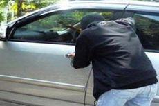 Pencuri Ban Mobil Dikerumuni Warga dan Diduga Kleptomania di Tangerang