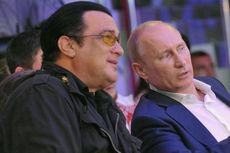 Steven Seagal Dilarang Kunjungi Ukraina Selama Lima Tahun