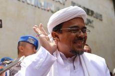 Ini Alasan Rizieq Berterima Kasih ke Jokowi soal Penghentian Kasusnya