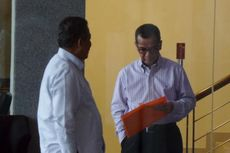 KPK Periksa Dua Saksi dalam Kasus Emirsyah Satar