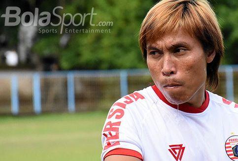 Final Piala Presiden 2018, Asri Akbar Coba Peruntungan di Persija
