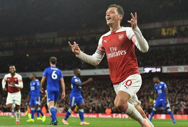 Lewati Klinsmann, Oezil Jadi Orang Jerman Tersubur di Premier League