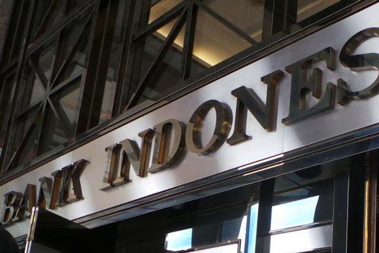 Ilustrasi Gedung Bank Indonesia.