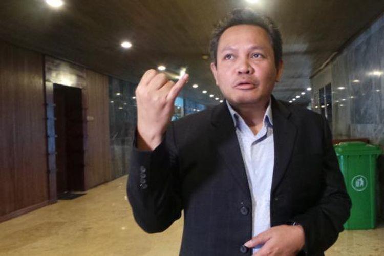 Politisi Partai Demokrat Khatibul Umam Wiranu