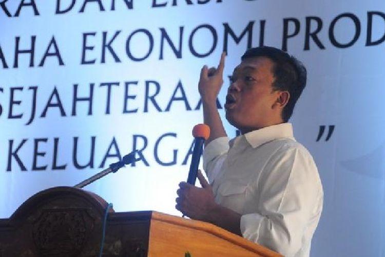 Kepala Badan Nasional Penempatan dan Perlindungan Tenaga Kerja Indonesia (BNP2TKI) Nusron Wahid.