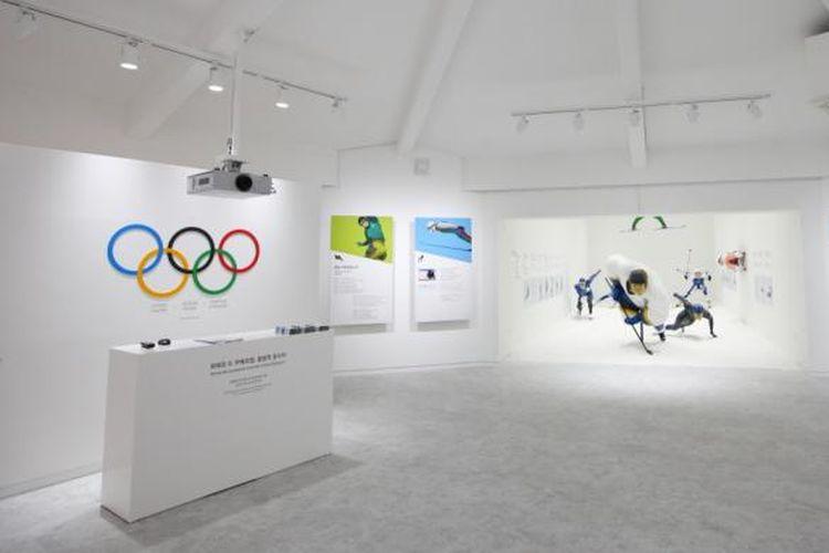 Pusat Promosi Olimpiade Musim Dingin Pyeongchang 2018
