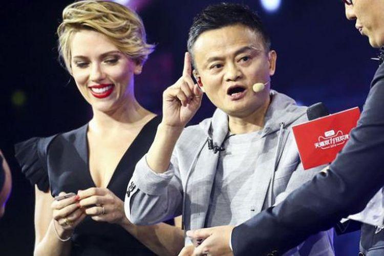 Bos Alibaba Dukung Waktu Kerja 12 Jam Sehari