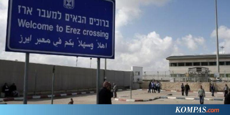 Staf Konsulat Perancis Selundupkan Senjata dari Jalur Gaza