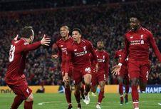 Final Liga Champions, Conte Sebut Liverpool Favorit Juara