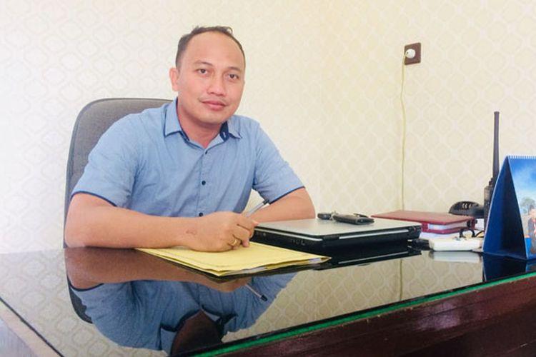 Kasat Reskrim Polres Soppeng, Sulawesi Selatan, AKP Rujiyanto Dwi Poernama.