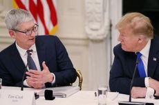 CEO Apple Datangi Trump, Keluhkan Tarif AS Menguntungkan Samsung