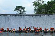 Menikmati Wisata 'Tubing' di Klaten, Bayar Pakai Sampah