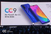 Trio Ponsel Selfie Xiaomi Mi CC 9 Resmi Meluncur