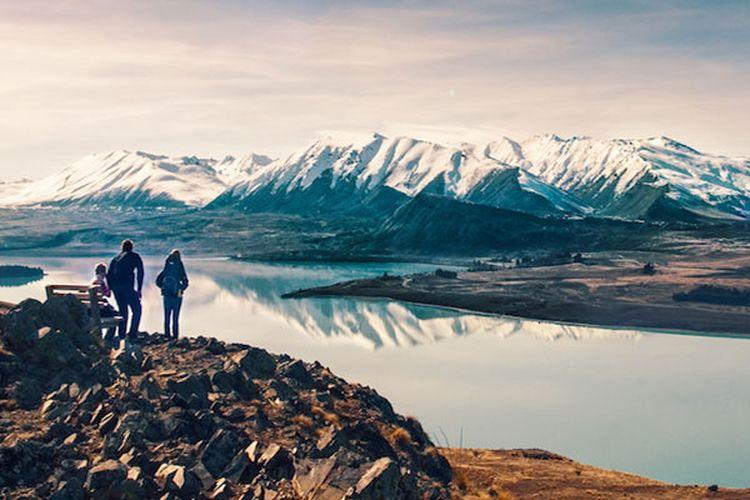 5 Aktivitas Wajib Coba Selain Ski dan Snowboarding di Selandia Baru