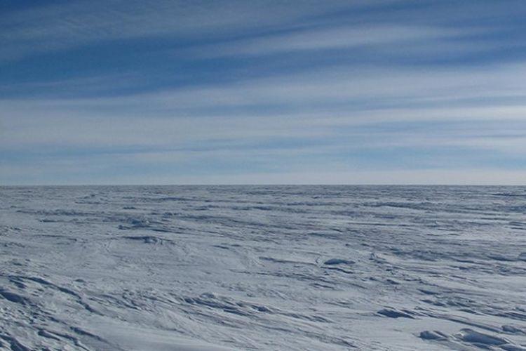 Dataran tinggi Antartika Timur