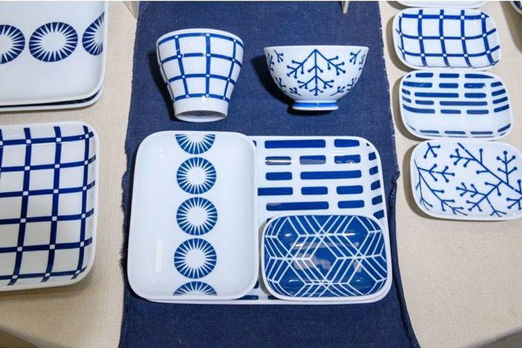 Seri H.evotra merupakan kombinasi desain modern Jepang dengan aspek kegunaan (500 yen belum termasuk pajak)