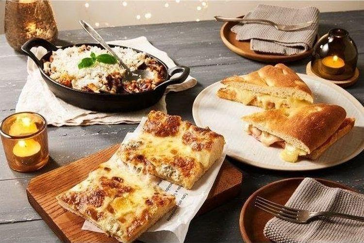 Tiga hidangan hangat dengan banyak sekali keju ini tersedia dalam waktu dan jumlah terbatas di Princi!