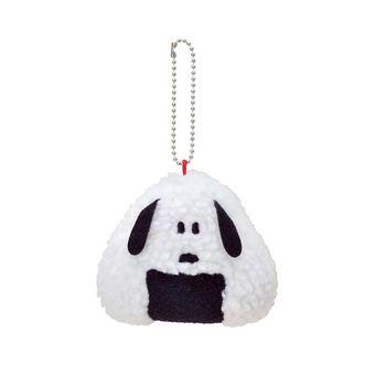 Rice Ball Snoopy Key Chain Mascot