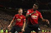 Man United Vs Liverpool, Sosok Penting di Balik Kebangkitan Pogba