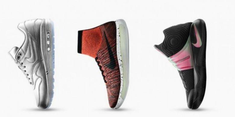afbac1c13895 5 Situs yang Bisa Bantu Custom Sneakers Sendiri Halaman all - Kompas.com