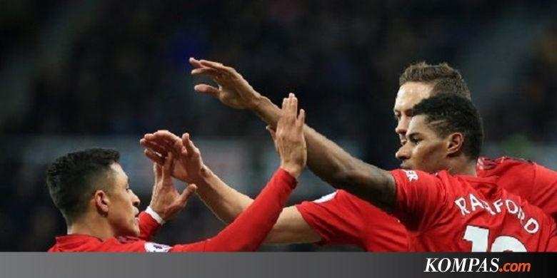 Man United Vs Perth Glory, Imbauan Hindari Laga Jumpa Fans Halaman all - Kompas.com