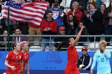 Catat Rekor Piala Dunia Wanita, Alex Morgan Sebut Setiap Gol Penting