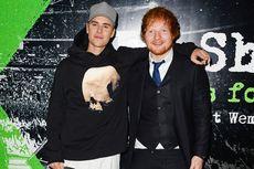 Ed Sheeran dan Justin Bieber Rilis Teaser Lagu Kolaborasi I Don't Care