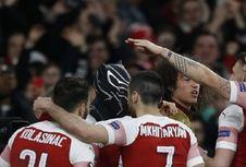 Arsenal Vs Napoli, 'Head to Head' dan Rangkaian Negatif Kedua Tim