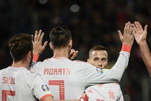 Hasil Kualifikasi Euro 2020, Italia dan Spanyol Raih Kemenangan