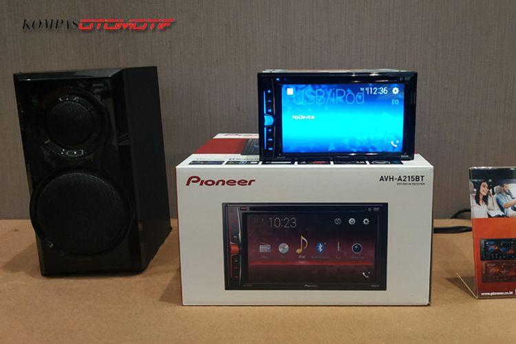 Pioneer AVH-A215BT