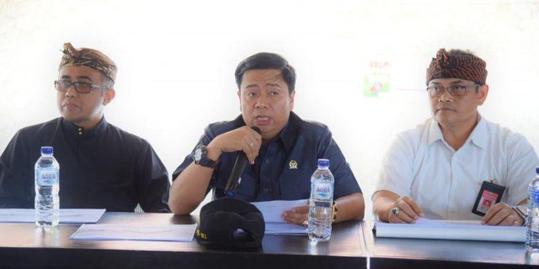 DPR Ingin Pembangunan 4 Pelabuhan di Bali Dipercepat