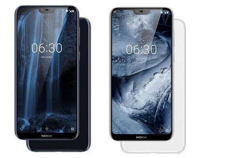 Nokia X6 Resmi Meluncur, Kamera Ganda dan Berponi