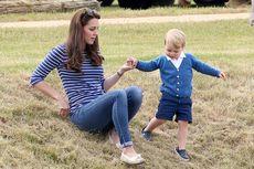 Ide Gaya Busana Kate Middleton dengan Sepatu Seharga Rp 1,3 Juta