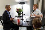 Wawancara Langka Pangeran Harry dengan Obama, Apa Isinya?