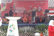 Kelurahan Tanah Sereal Gelar Panggung Hiburan Sambut Obor Asian Games