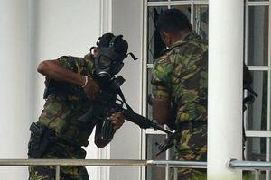 Diserbu Polisi, Istri Pelaku Bom Sri Lanka Meledakkan Diri dalam Keadaan Hamil