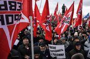Warga Rusia Protes atas Potensi Penyerahan Kepulauan Kuril ke Jepang