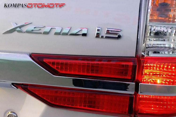 Daihatsu Xenia 1.500 cc