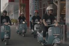 Klub-klub Vespa Mulai Bergerak ke Yogyakarta