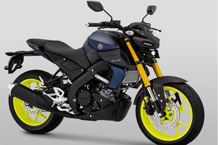 Yamaha resmi luncurkan MT-15 di Indonesia
