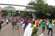 Car Free Day di Mampang Dipenuhi Warga, dari Senam hingga 'Kuliner' Dadakan